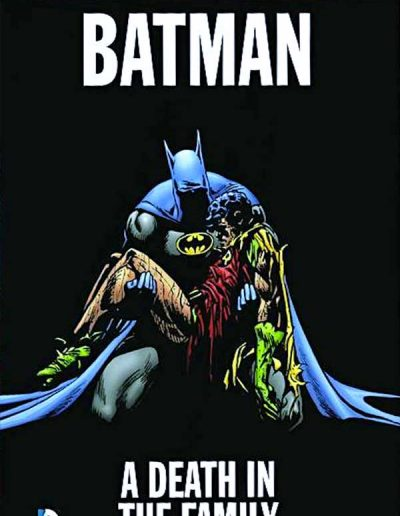 DC Comics Graphic Novel Collection #11: Batman - A Death in the Family - February 2020