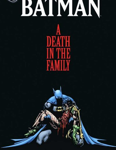 Batman: Death in the Family (10th Printing) - November 2011