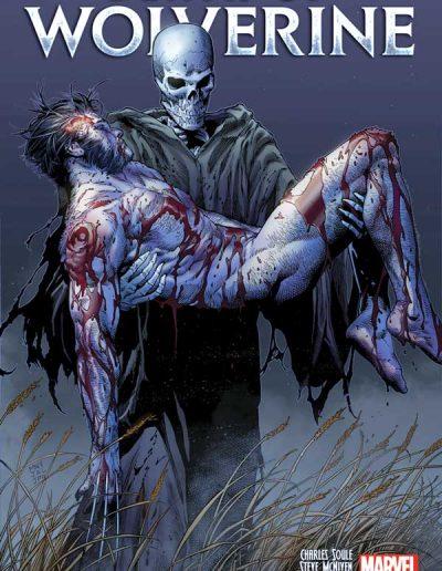 Death of Wolverine #4 - December 2014