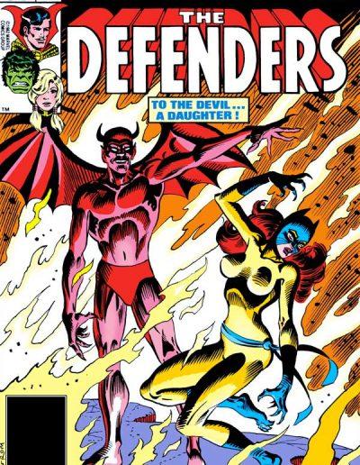 Defenders #111 - September 1982