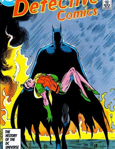 Detective Comics #574 - May 1987