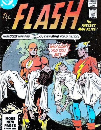 The Flash #305 - January 1982