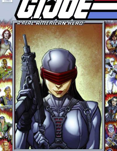 G.I. Joe: A Real American Hero #246 - November 2017