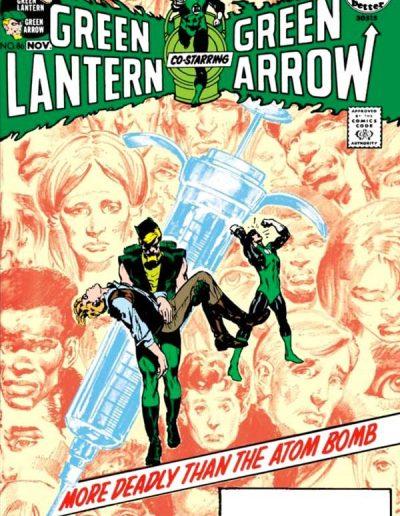 Green Lantern #86 - November 1971