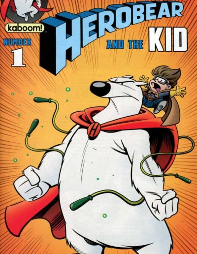 Herobear & the Kid Fall Special #1 - October 2016