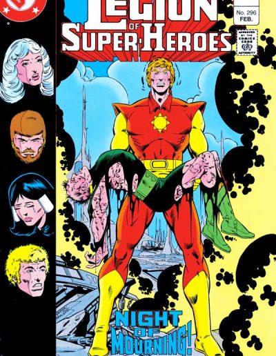 Legion of Superheroes (Vol 2) #296 - February 1983