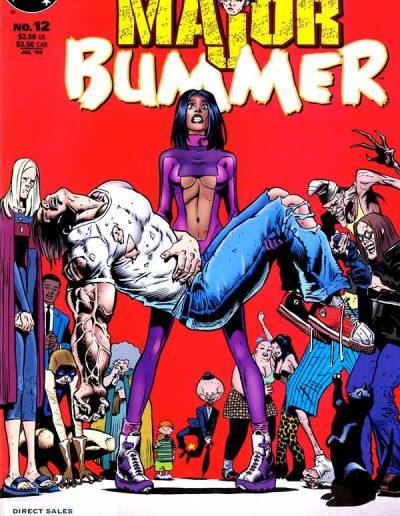 Major Bummer #12 - June 1998