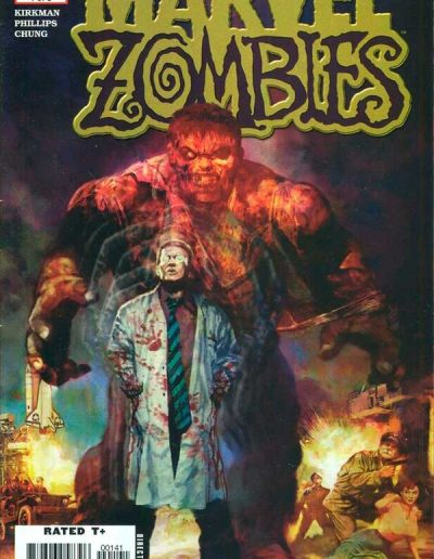 Marvel Zombies #1 (4th Printing) - January 2006