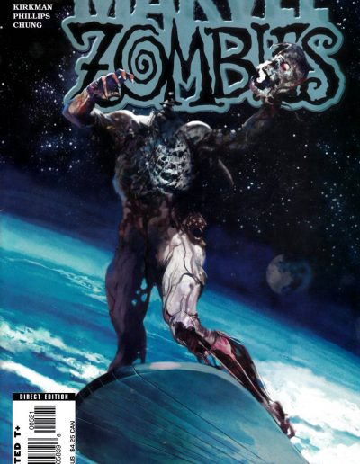 Marvel Zombies #5 (2nd Printing) - May 2006