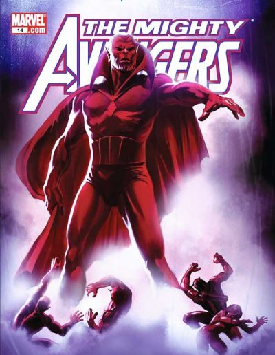 The Mighty Avengers #14 - May 2007