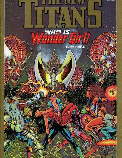 New TItans #50 - December 1988
