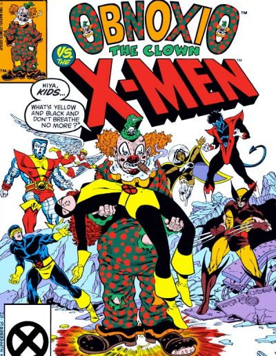 Obnoxio the Clown #1 - April 1983