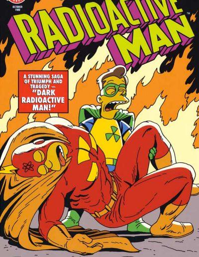 Radioactive Man #412 - October 1980