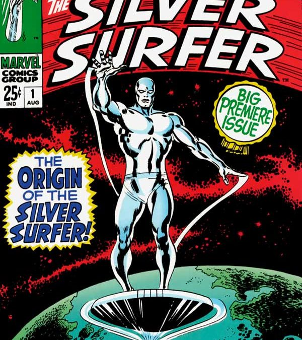 Silver Surfer #1 Homage Covers