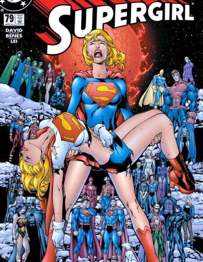 Supergirl (Vol 4) #79 - April 2003