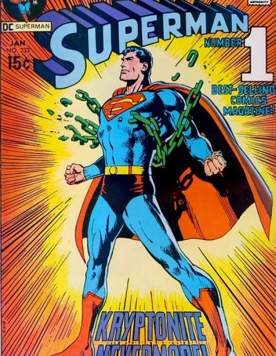Superman #233 - January 1971