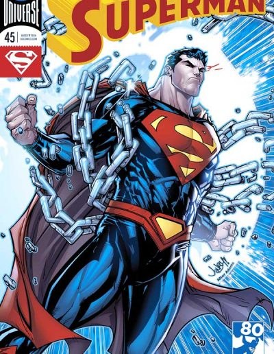 Superman (Vol 4) #45 - June 2018