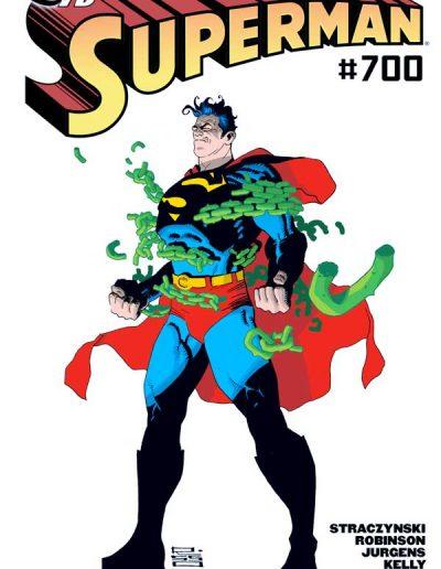 Superman #700 - August 2010