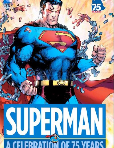 Superman: A Celebration of 75 Years - November 2013