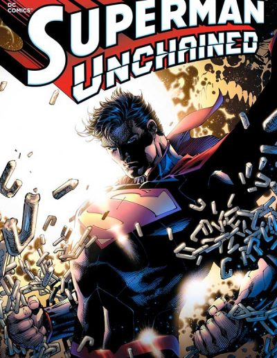 Superman Unchained (Hardcover) - September 2014