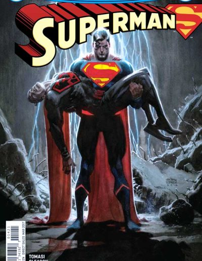 Superman (Vol 4) #14 (Andrew Robinson Variant) - March 2017