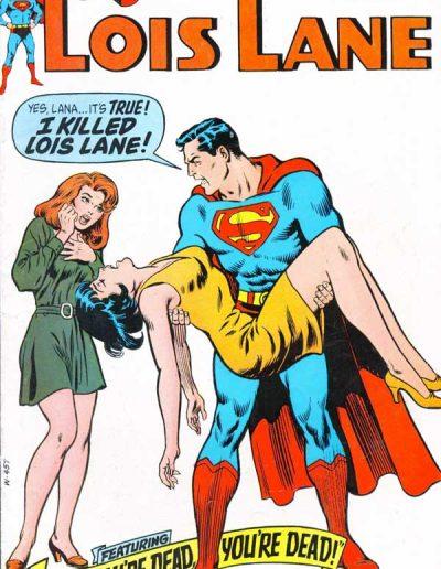 Superman's Girl Friend Lois Lane #102 - July 1970