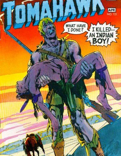 Tomahawk #121 - April 1969