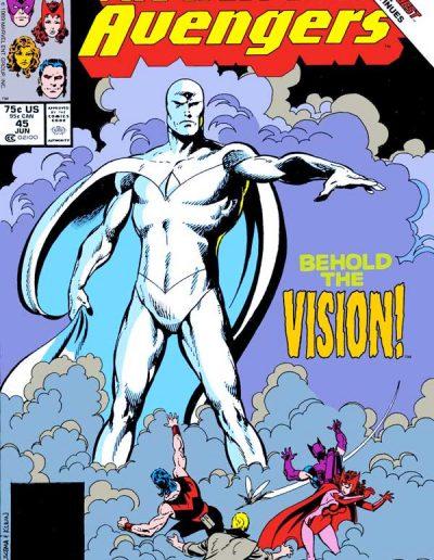 West Coast Avengers (Vol 2) #45 - June 1989
