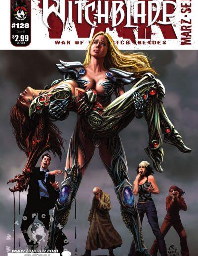 Witchblade #128 - January 2000