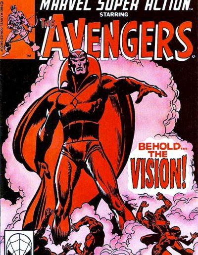 Marvel Super Action #18 - April 1980