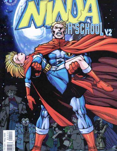 Ninja High School (Vol 2) #11 - May 2000