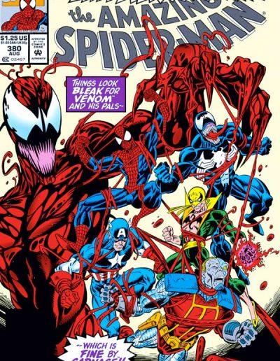 Amazing Spiderman #380 - August 1993