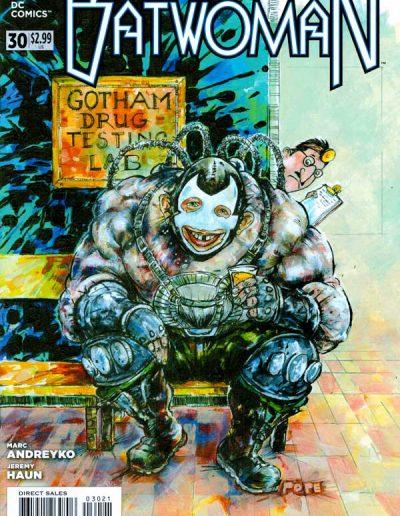 Batwoman #30 Mad Magazine Variant - June 2014