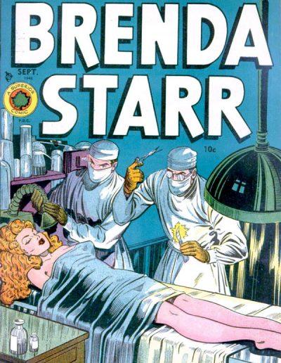 Brenda Starr #4 - September 1948