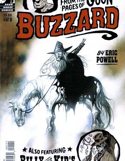 Buzzard #1 - June 2010