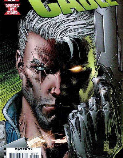 Cable (Vol 2) #5 - September 2008