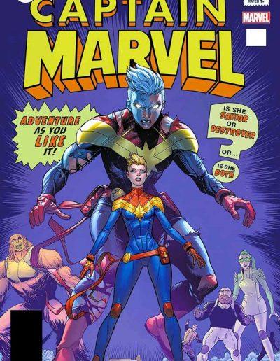 Captain Marvel (Vol 8) #125 - December 2017