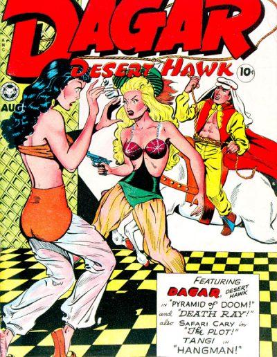 Dagar Desert Hawk #19 - August 1948