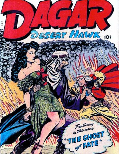 Dagar Desert Hawk #21 - December 1948