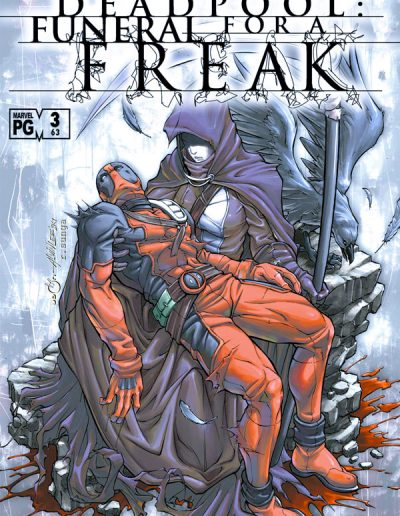 Deadpool #63 -