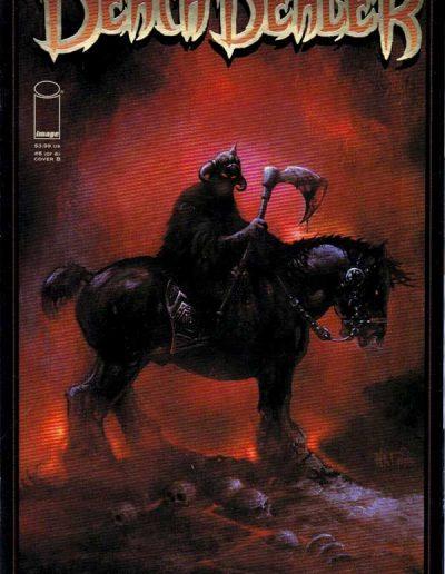 Death Dealer (Vol 2) #6 - January 2008