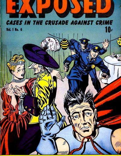 Exposed #6 - January 1949