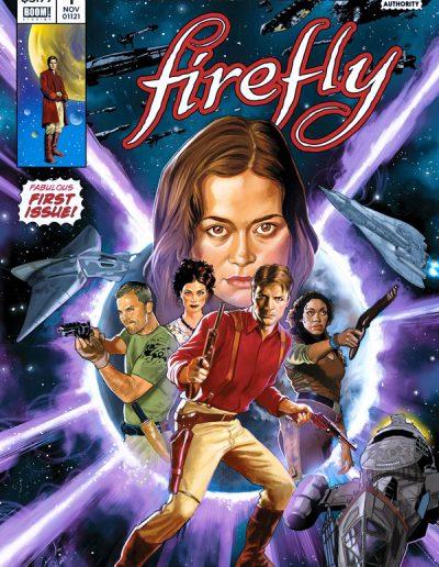 Firefly #1 (Diego Galindo Variant) - November 2018