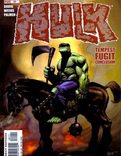 Incredible Hulk (Vol 2) #81 – July 2005