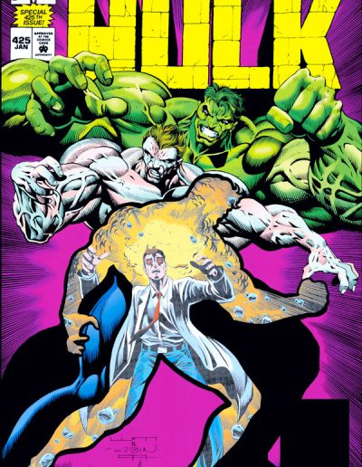 The Incredible Hulk #425 (Standard) - January 1995