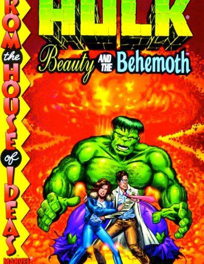 The Incredible Hulk: Beauty & the Behemoth - June 1998
