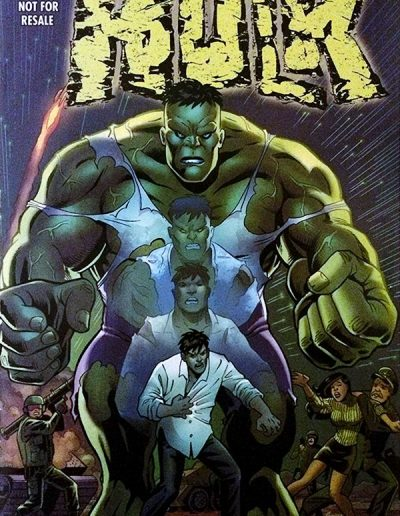 The Incredible Hulk: Ultimate Destruction (Video Game Promotional Comic) - August 2005