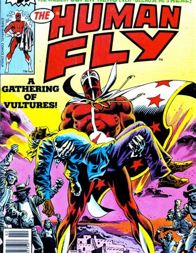 The Human Fly #18 - February 1979