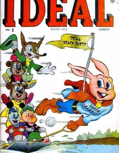 Ideal Comics #3 - June 1945