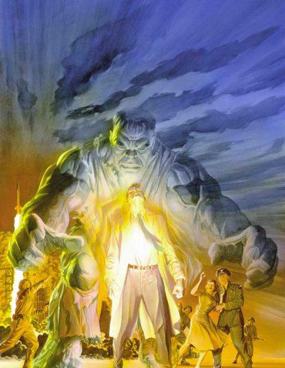 Immortal Hulk #20 (Alex Ross Art Virgin Variant) - August 2019